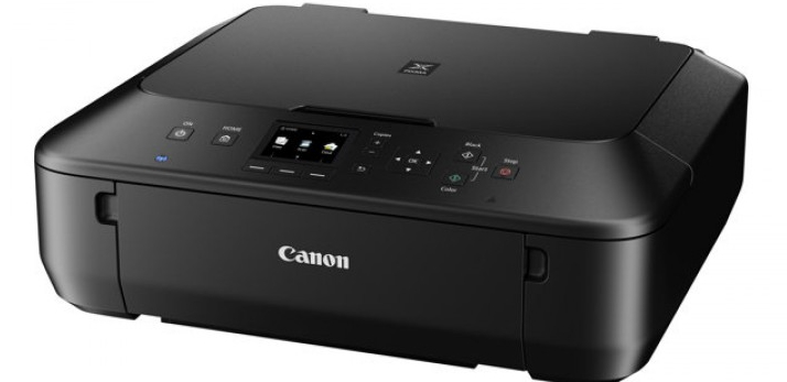 Wenden Sie die Canon Druckkopfreinigung an, um Fehler im Druckbild zu beseitigen