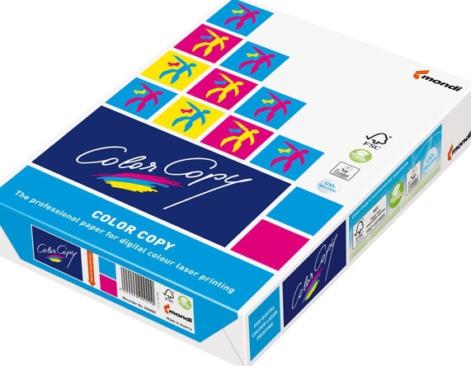 Ab sofort verkaufen wir auch Mondi Color Copy, ein Spezialpapier für Farbkopierer und Farblaserdrucker