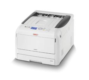 Den DIN A3-Farblaserdrucker Oki C823dn bieten für € 853,50 statt € 1203,50. Zusätzlich erhalten Sie kostenlos eine schwarze Tonerkartusche im Wert von € 100,--. Das Angebot gilt bis zum 31.12. 2017 und nur solange der Vorrat reicht.