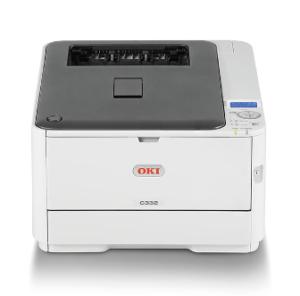 Den Farblaserdrucker Oki C332dnw bieten wir solange der Vorrat reicht zum Preis in Höhe von € 200 statt regulär für € 241,--.