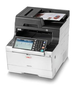 Den Farblaser Multifunktionsdrucker Oki MC573dn bieten wir Ihnen für € 645,-- statt für € 745,–. Zusätzlich erhalten Sie kostenlos zwei schwarze Tonerkartuschen im Wert von € 200,--. Dieses Angebot gilt bis zum 31.12.2017 und nur solange der Vorrat reicht.