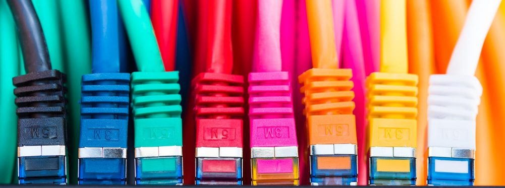 Wir installieren PC Netzwerke in kleinen und mittelständischen Unternehmen