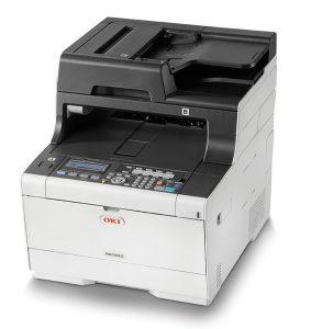 Den Farblaser Multifunktionsdrucker Oki MC563dn bieten wir für € 336,-- statt € 611,--. Sie sparen ca. 45%. Dieses Angebot gilt bis solange der Vorrat reicht.