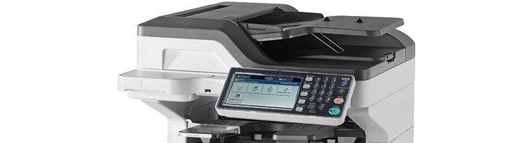 In unserem Copyshop können Sie drucken, kopieren, scannen und faxen. Eine Schwarzkopie kostet z.B. nur € 0,12 und ab 100 Kopien sogar nur € 0,04.