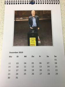 Sie möchten für das Jahr 2019 einen Wandkalender mit Ihren eigenen Fotos. Diesen können für sich selber nutzen oder auch verschenken, z.B. zu Weihnachten oder als persönliches Geburtstagsgeschenk.