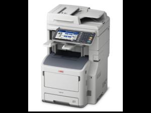 Den leistungsstarken DIN A4 Schwarzweiß-Multifunktionsdrucker Oki MB770dn bieten wir für € 1.356,50 statt regulär für € 2.111,50.