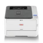 Farblaserdrucker Oki C332dnw bieten wir solange der Vorrat reicht zum Preis in Höhe von € 200,--